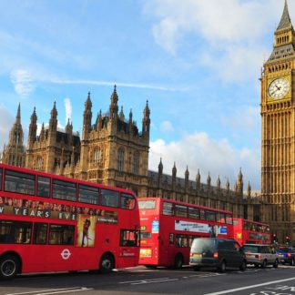 лондон-из-минска