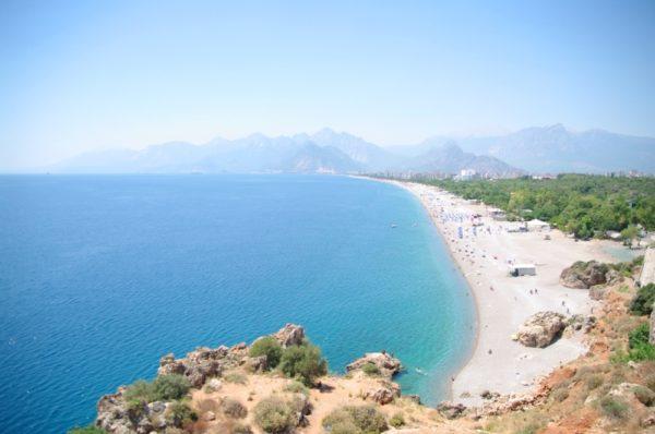 Анталийское-побережье-Турции