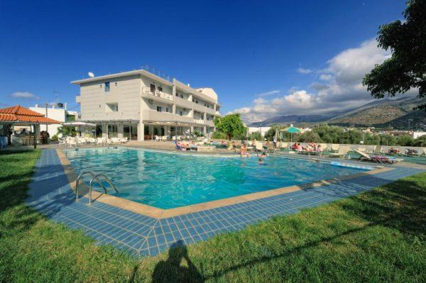 греция-крит-ираклион-Hermes-Hotel-Malia