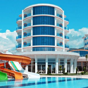 отель NOTION KESRE BEACH 4*