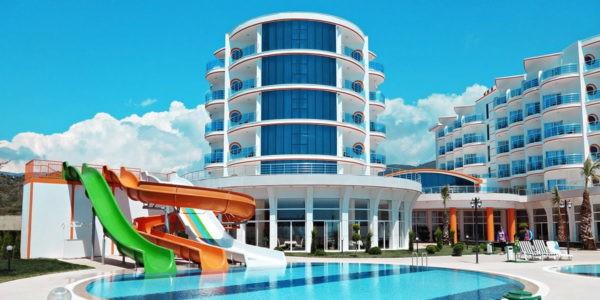 отель NOTION KESRE BEACH 4*