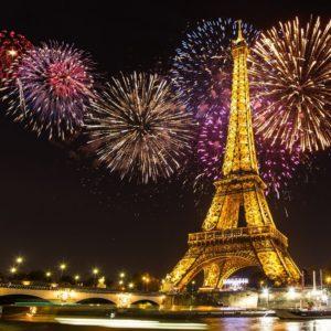 Тур на Новый год в Париж