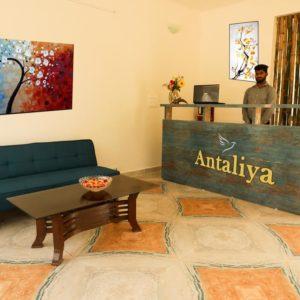 Hotel Antaliya 2* Индия, Северный Гоа
