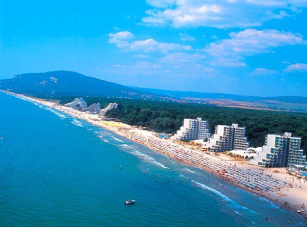 Рекомендуем отели в Болгарии