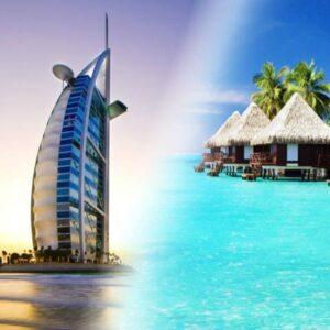 ОАЭ + Мальдивы